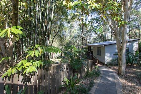 Turmeric Gardens - Duckpond Cottage - Palmwoods