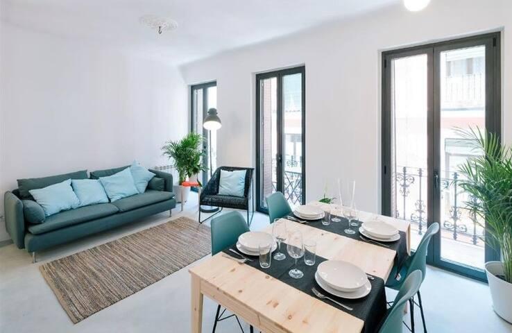 Super Apartment in MADRID CENTRE, REINA SOFIA - Madrid - Haus