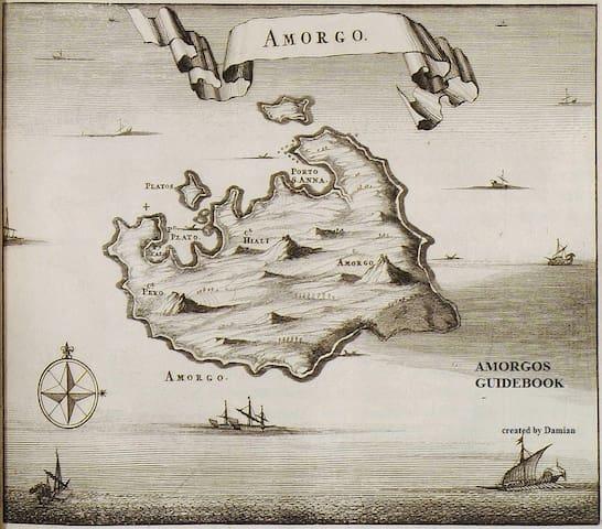 Amorgos Guidebook