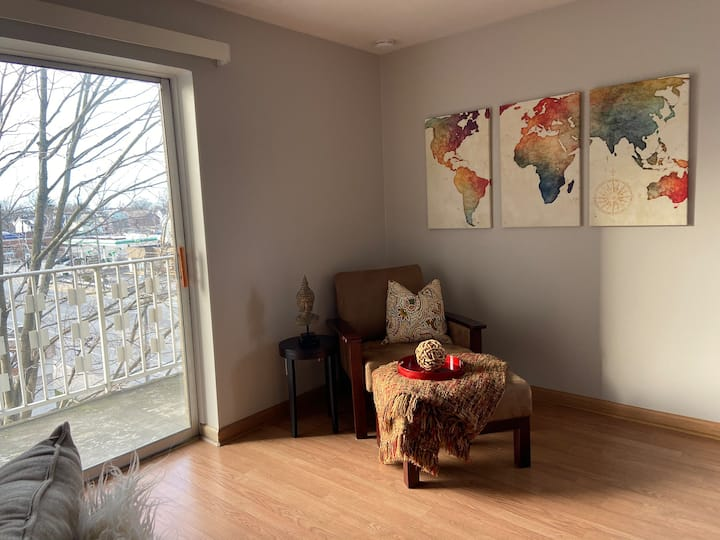 Beautiful 2 bdrm condo (Lakewood) sleeps 4 comfy