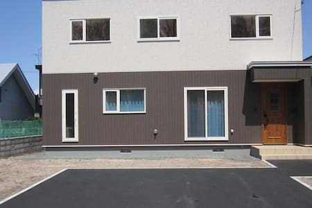 Simple Life in Atubetu - Atsubetsu-ku, Sapporo-shi - Casa