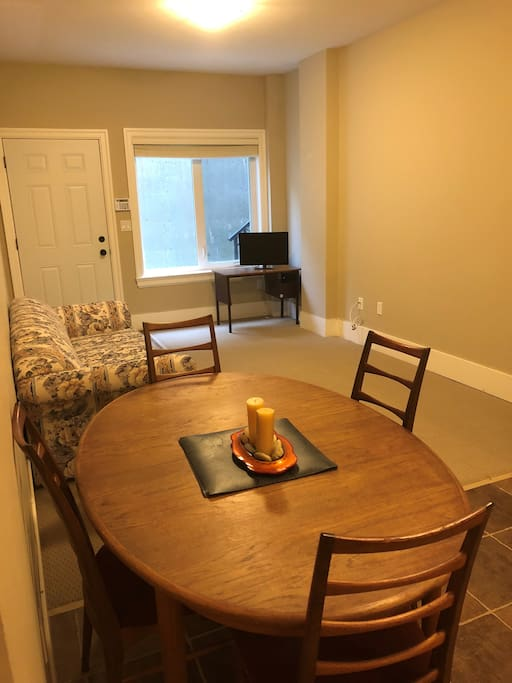 Oakwood Dining Table and Chairs