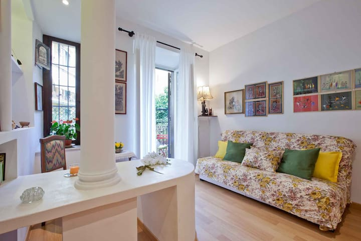 CENTRAL ROME: contemporary airy apartment - Roma - Apartamento