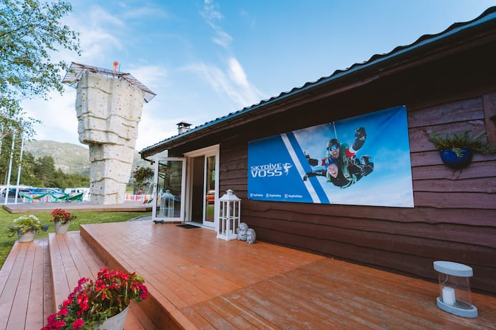 Skydive Voss Airport Hostel