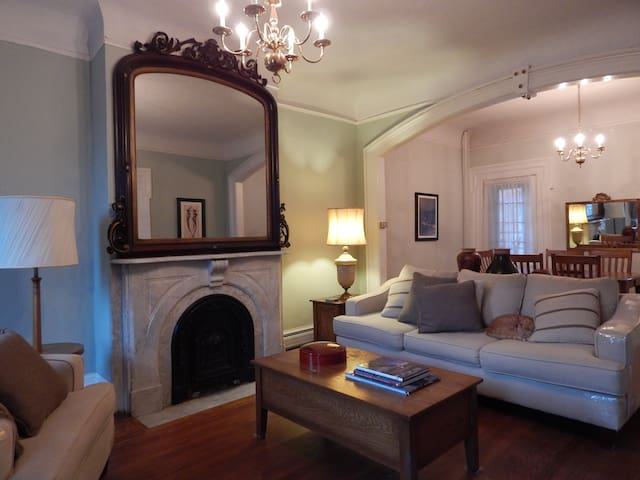 Beautiful Apartment in the Stockade - Schenectady - Apartment