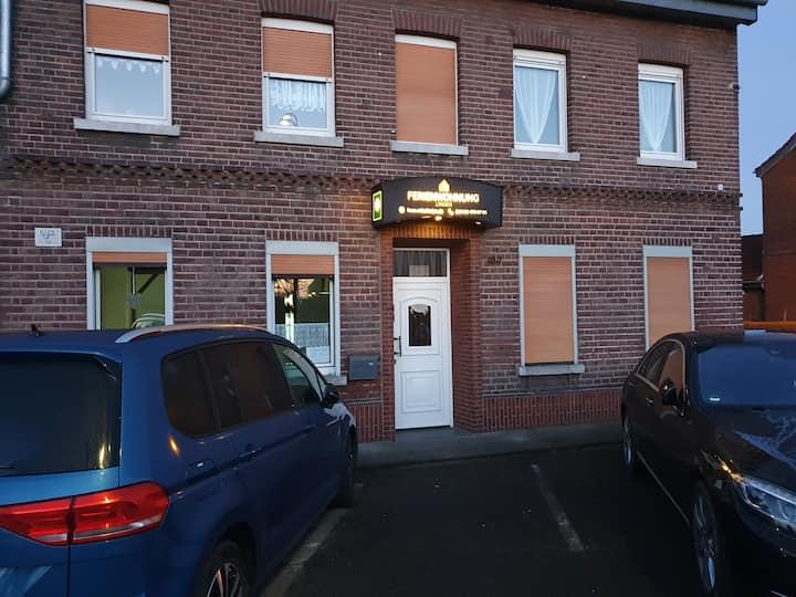 Fewo Linden 180 Monteure Wohnung 1-12 Pers.