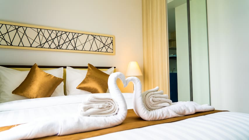Deluxe Suites at Azalea Suites by Jayakarta Group