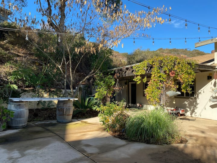 Courtyard Cottage near Temecula Wine Country