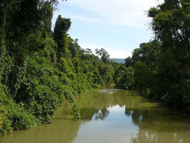 บ้านดิน - Saraburi - Dům v zemi