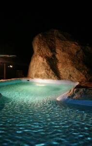Ranch houses, horses, heated pool! - Palm Springs - Dom