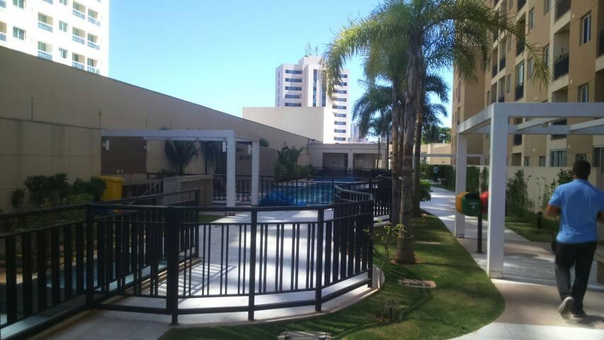 Ap. Completo em Águas Claras. - Brasília