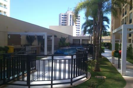 Ap. Completo em Águas Claras. - Brasília - Apartamento
