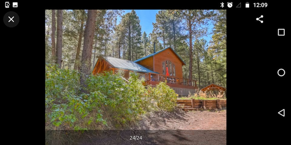 Jemez Springs Lodge in the Heart of the mountains.