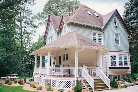 Victorian Lake Home - 16 miles from 2017 US OPEN - Oconomowoc - Haus