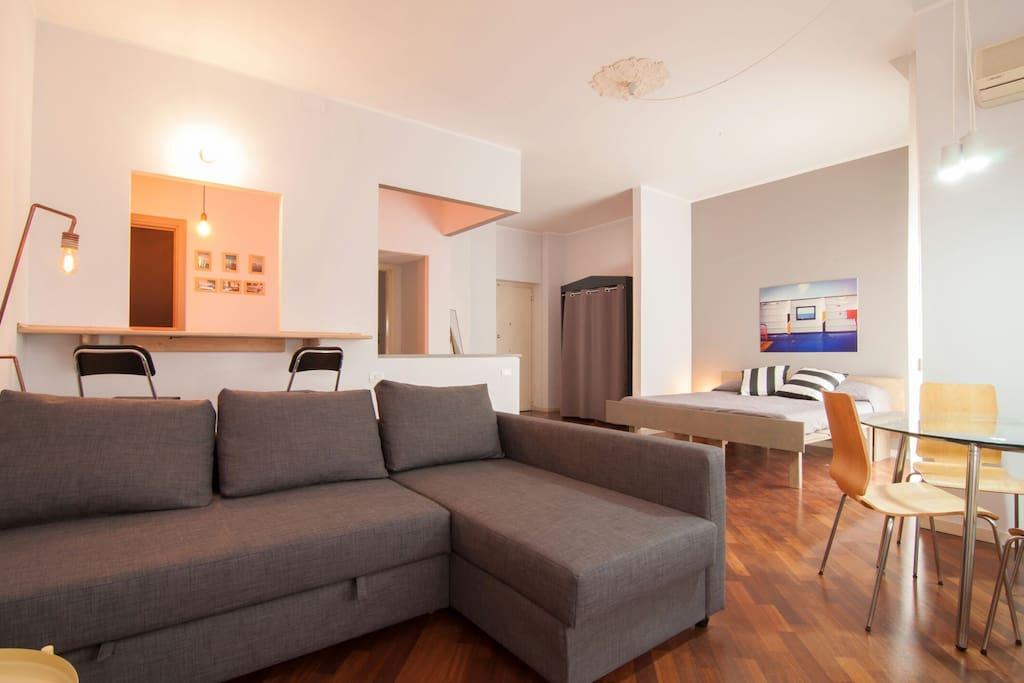 Ilona suite prvt bathroom near center chambres d 39 h tes for Fumer dans la salle de bain