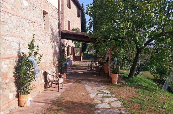 Porzione di Casale in Umbria - Perugia - Apartamento