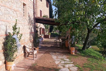 Porzione di Casale in Umbria - เปรูเกีย - อพาร์ทเมนท์