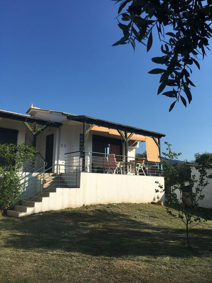 Alexia`s house in Skala Rachoniou