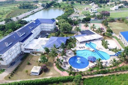 Colonial Plaza Hotel Pindamonhangaba - Pindamonhangaba - Byt