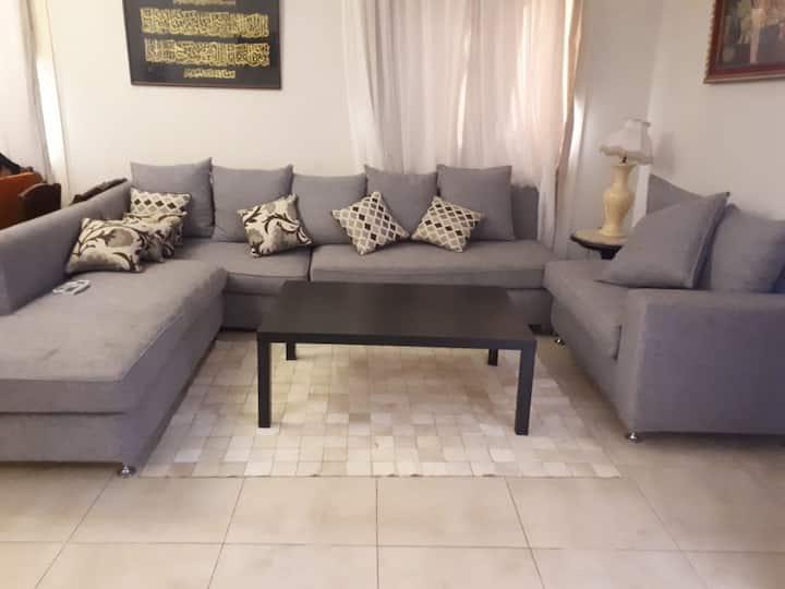 A cosy chalet with 4 bedrooms in LaVista el sokhna