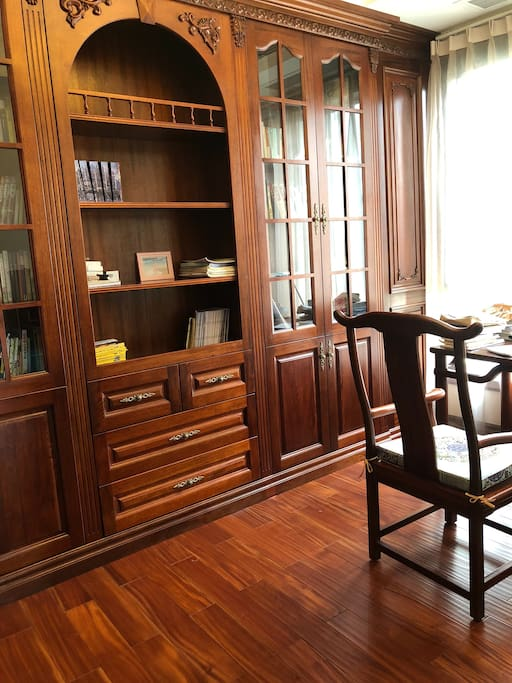 10平米书房