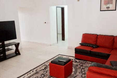 Modern two bedrooms - Yaoundé