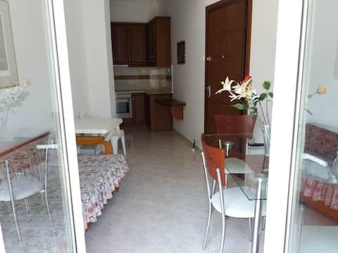 Areti's apartment