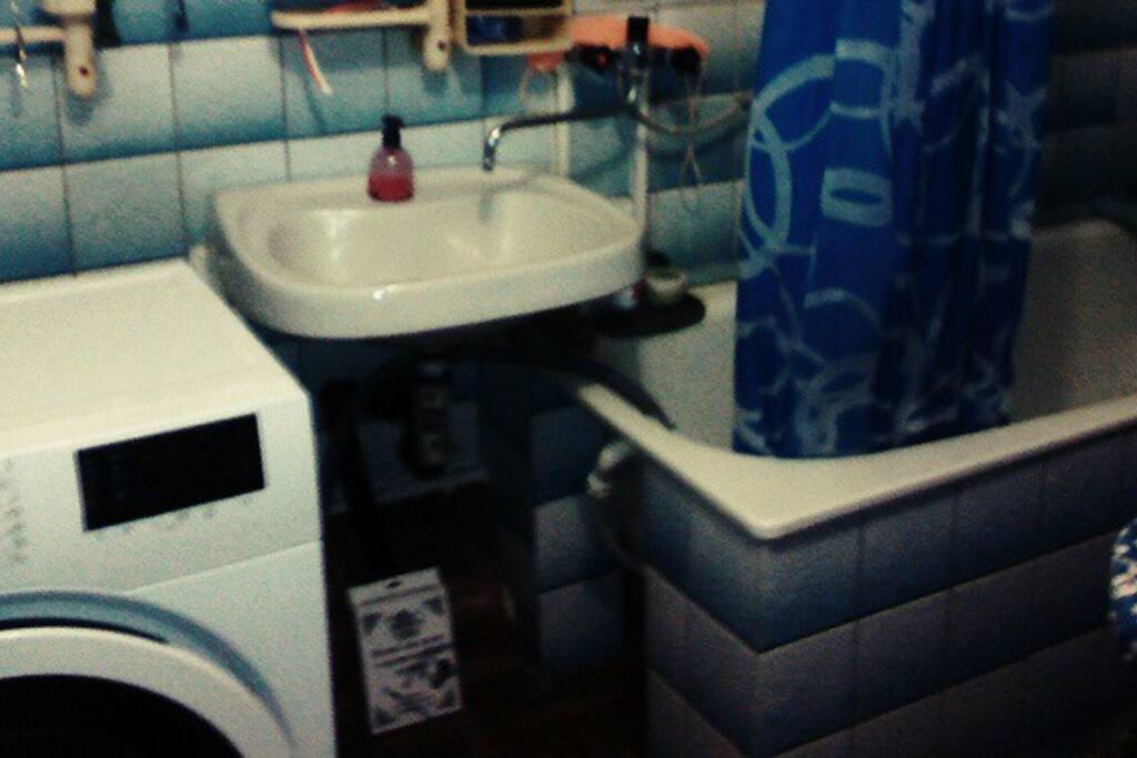 Ванна 5 кв