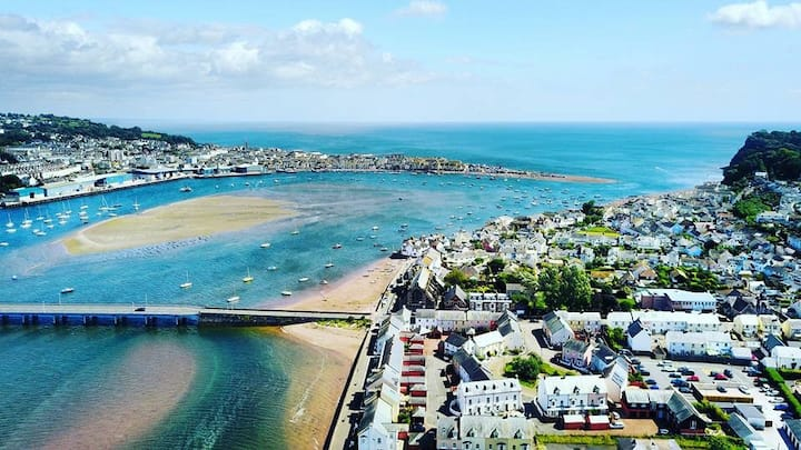 Beach Retreat Beautiful flat in gorgeous Shaldon