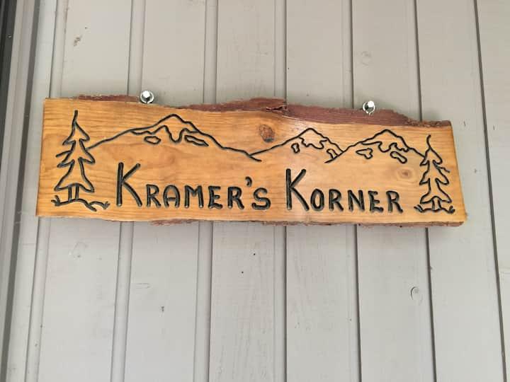 Kramer's Korner Retreat Haven