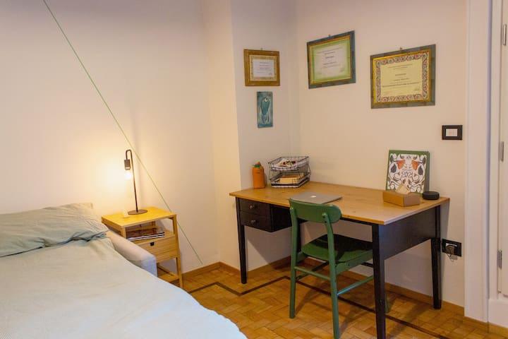 L'appartamento di Emma e Daniele