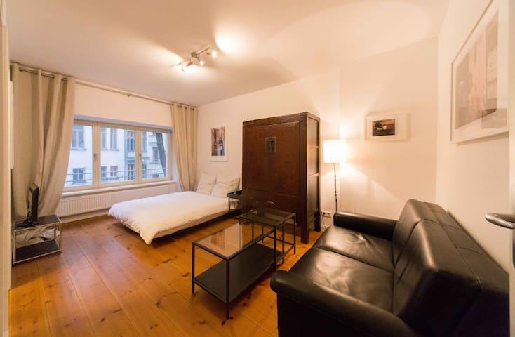 Perfect location cozy studio Mitte/ Prenzlauer Berg