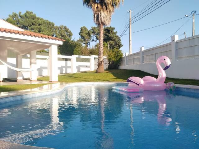 CASA CIARA - charming beach villa with pool