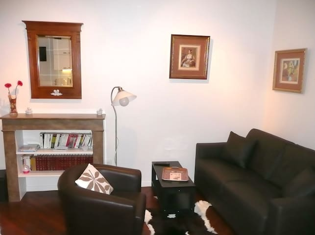 Furnished Appartment Historic Center 1