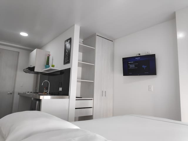 Bucaramanga 5; Moderno lugar para descansar