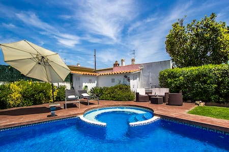 Enchanting villa in Platja d´Aro only 5 minutes from the beach! - Costa Brava - วิลล่า