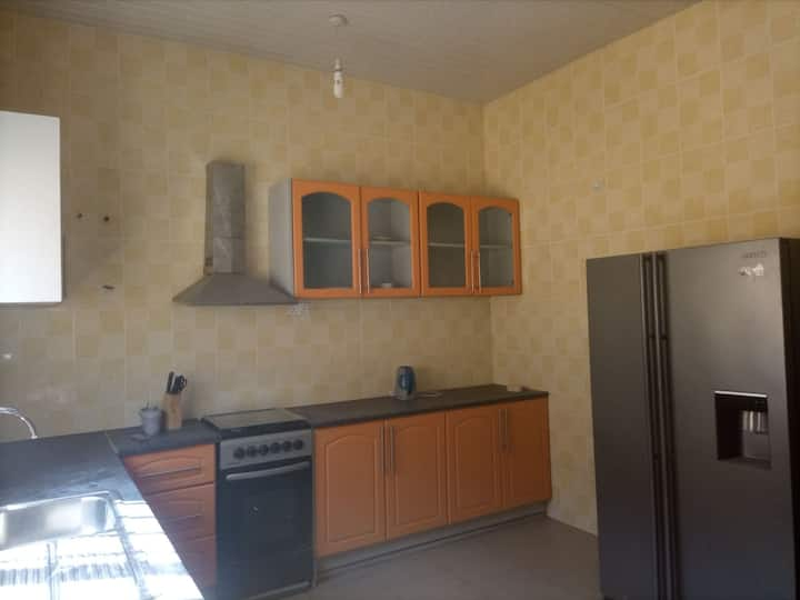 3 Ensuit Bedrooms at Kasoa Millennium City Estate.