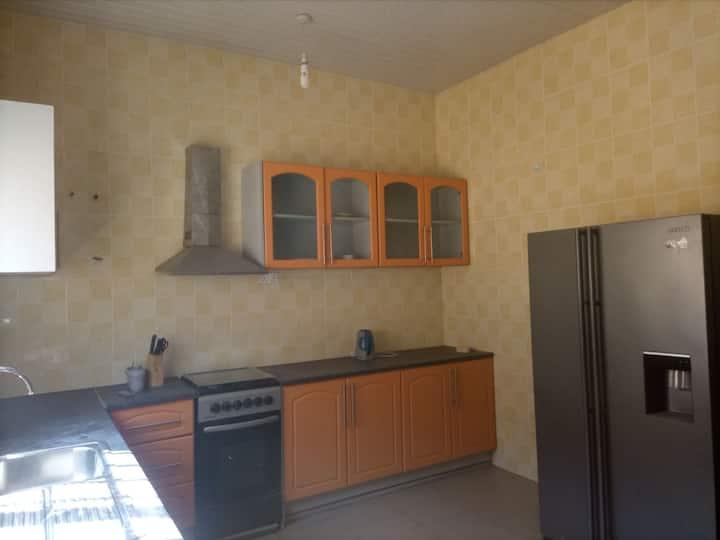 3 Ensuit Bedrooms at Kasoa Millennium City Estate.