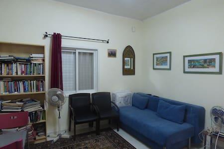 Cozy small house at a Moshav  - Tzofit - Casa