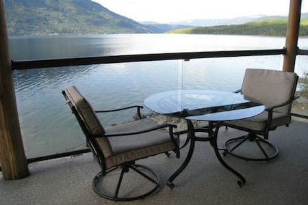 Shuswap Lake Cottage at Eagle Bay - Kabin