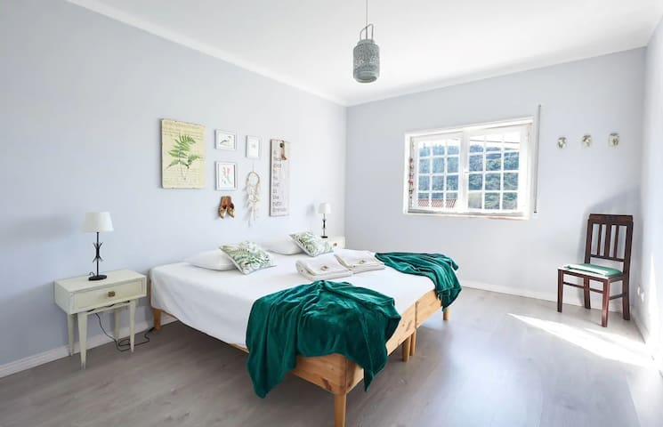 Beach/Rural room in CountryHouse Ericeira Area