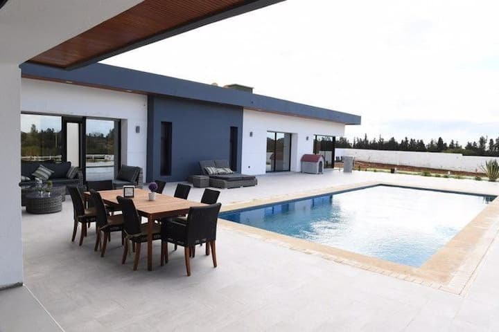 Villa moderne à Rabat
