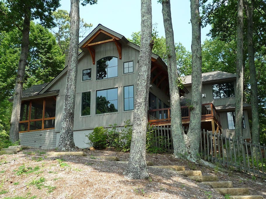 Mountain House Near Charlottesville Houses For Rent In