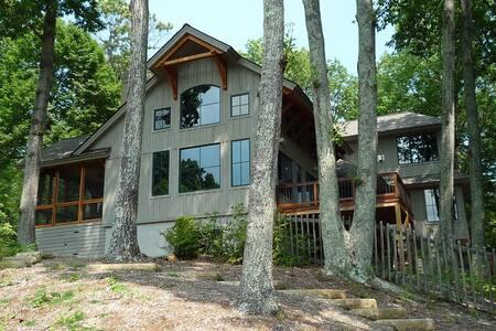 Mountain House Near Charlottesville
