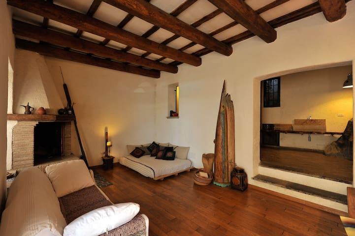 Casa sul lago, a mezz'ora da Roma. - Trevignano Romano - House