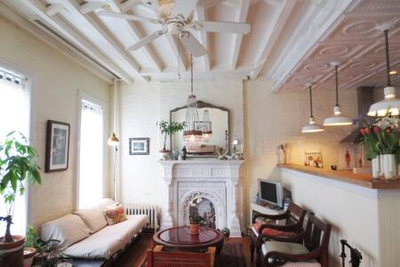 Beautiful Landmarked Duplex