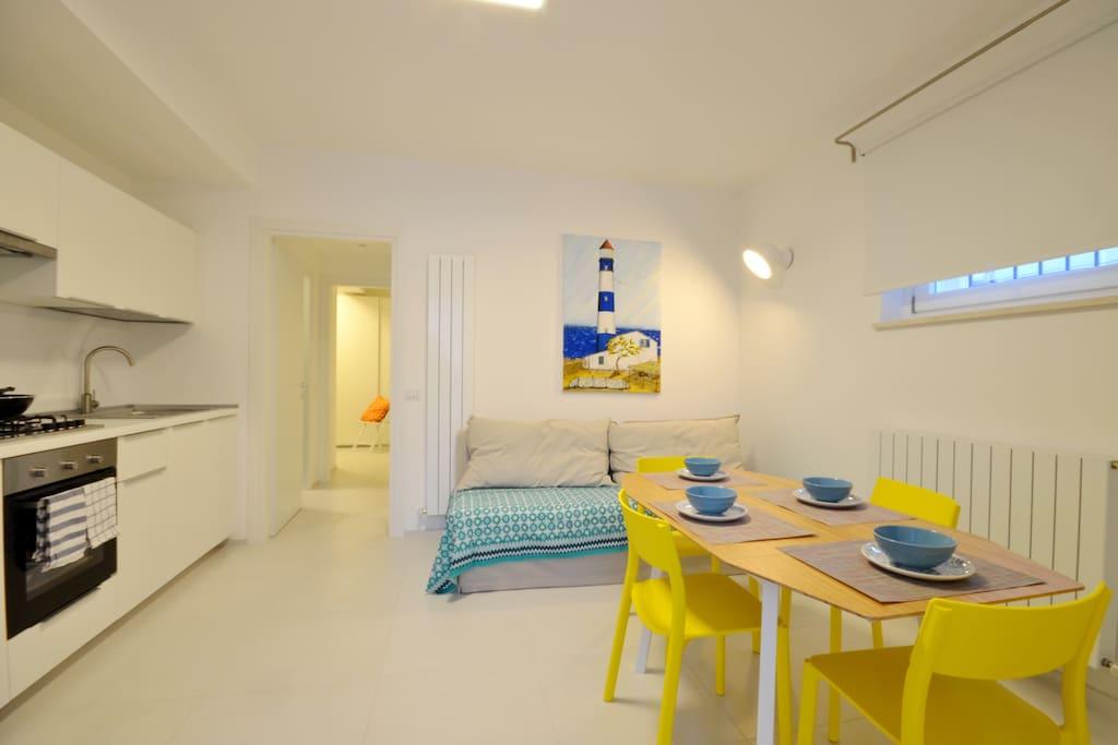 Il Soggiorno - The living room