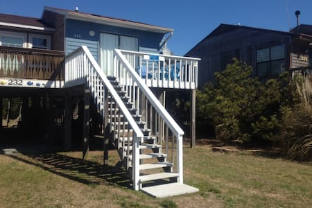 Little Blue Beach House - North Topsail Beach - House