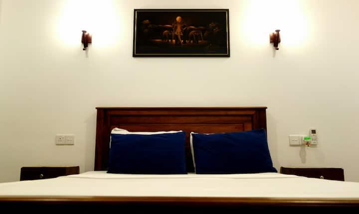 Silva's room negombo