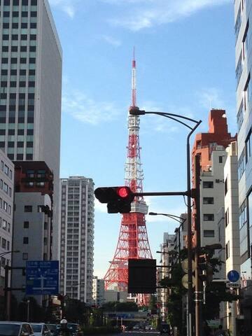 Central Tokyo Single Affordable Room - Minato-ku